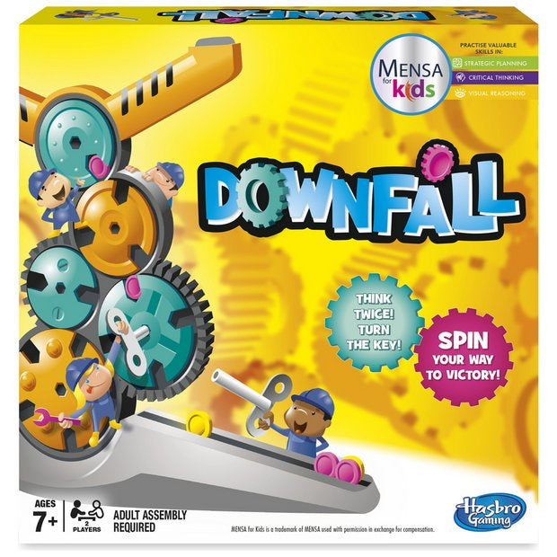 Downfall Game
