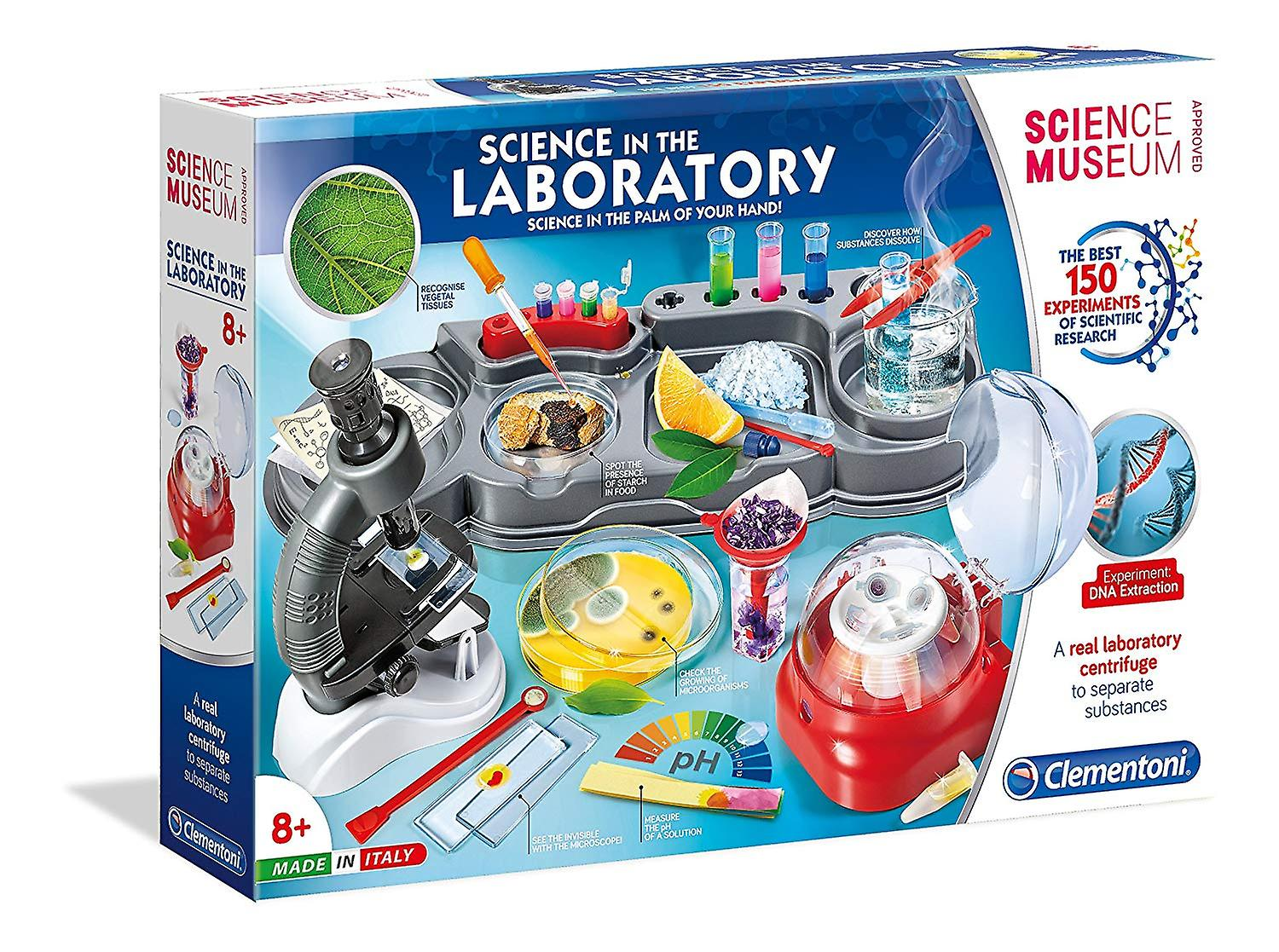 Clementoni Science Museum Science in the Laboratory