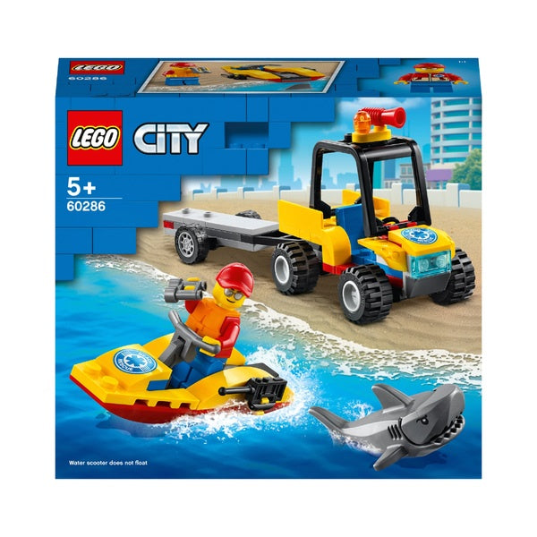 Lego City 60286 Beach House Rescue ATV