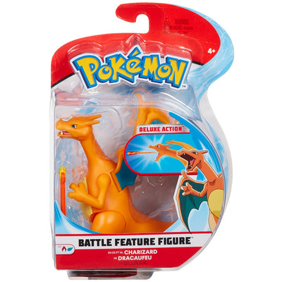 Pokemon Battle Feature Figure Charizard