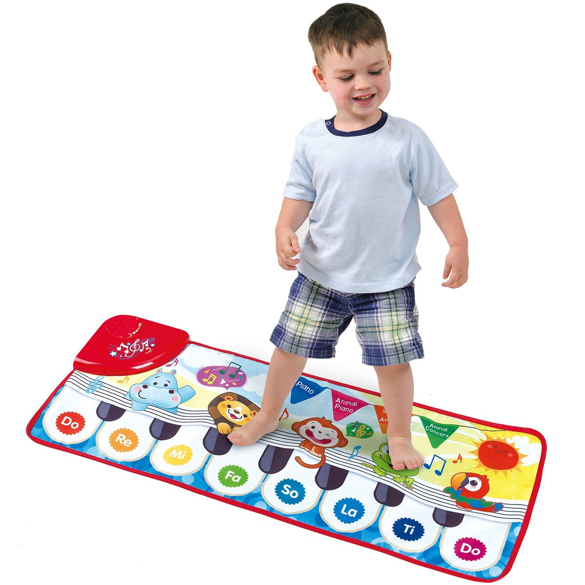 Playgo Tap And Play Music Mat