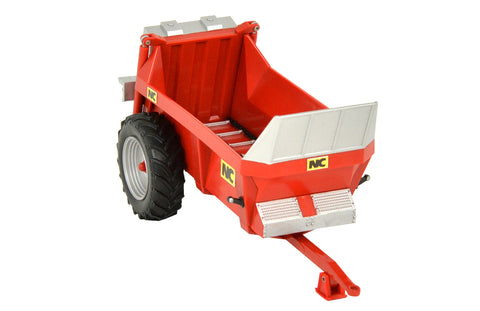 Britains 43181- NC Rear Discharge Manure Spreader