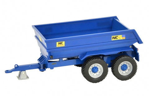 43182 - NC Power-Tilt Dump Trailer 314