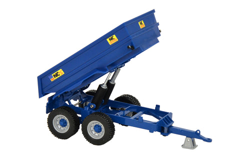 Britains 43182  NC Power-Tilt Dump Trailer 314 1:32