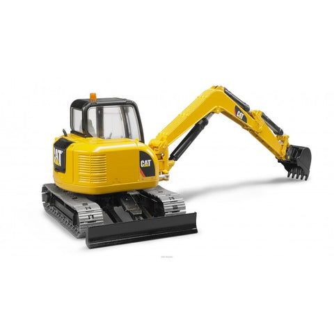 Bruder CAT Mini Excavator Vehicle