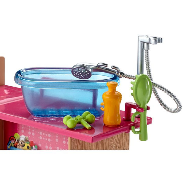 Barbie Furniture And Accessory Set Pet Care