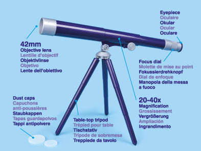 Brainstorm My First Telescope