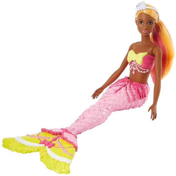 Barbie Dreamtopia Sweetville Mermaid Doll Pink