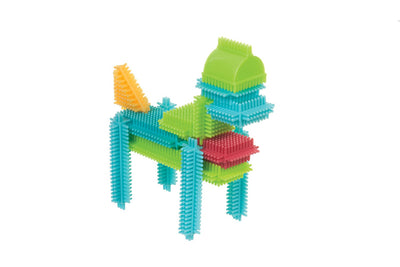 Bristle Blocks 56pc Basic Builder Box