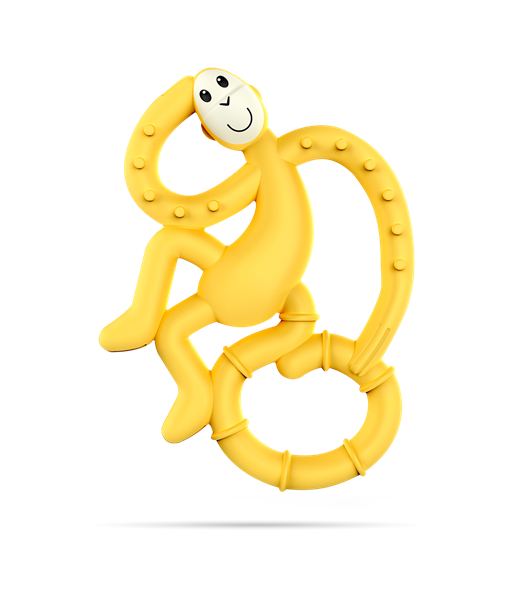 Matchstick Monkey Mini Monkey Teether