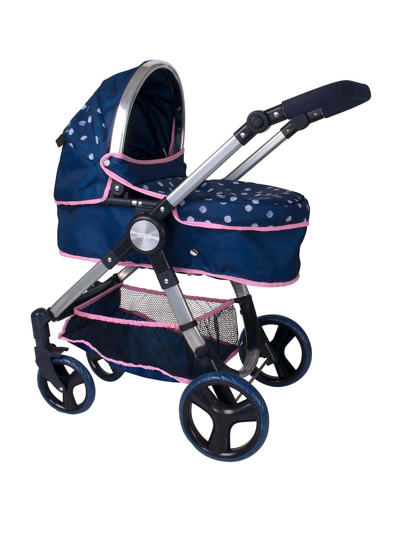 Mamas & Papas Junior Ocarro Doll's Pram Travel System