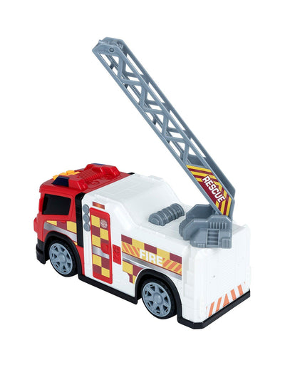 Teamsterz Mighty Movers Light And Sound Fire Engine