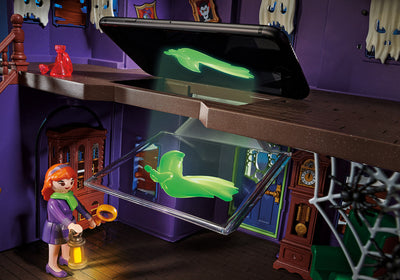 Playmobil Scooby Doo 70361 Adventure In the Mystery Mansion