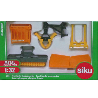 Siku 3661 Front Loader Accessories 1:32