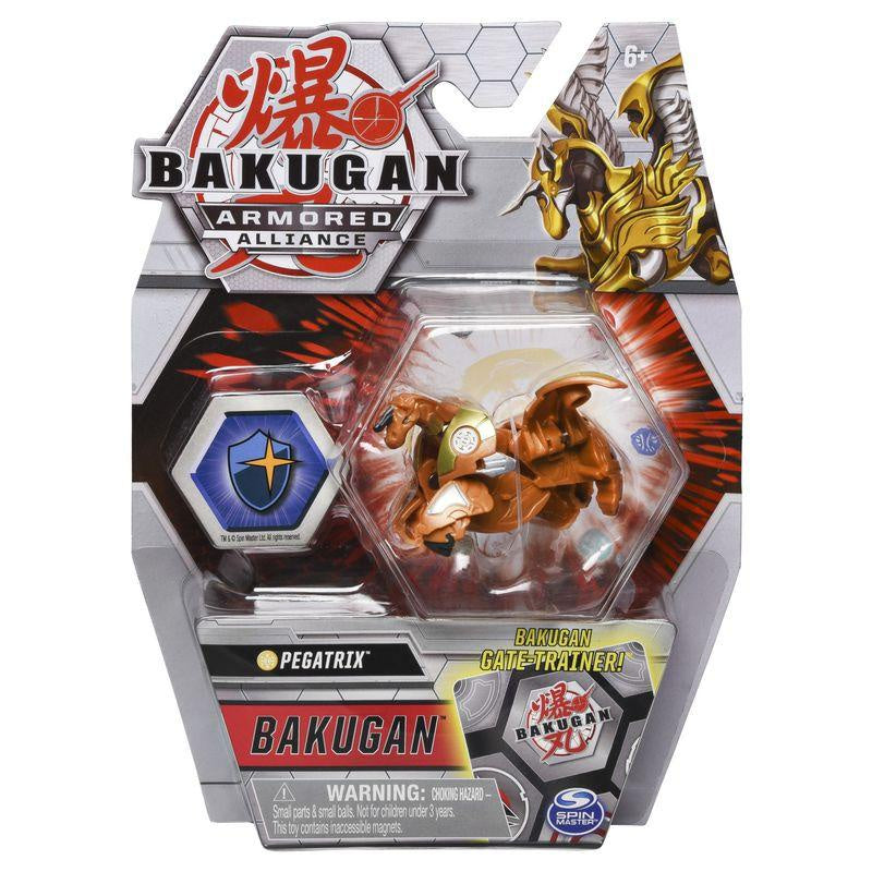 Bakugan Armoured Alliance Core Ball Figure Pegatrix 2
