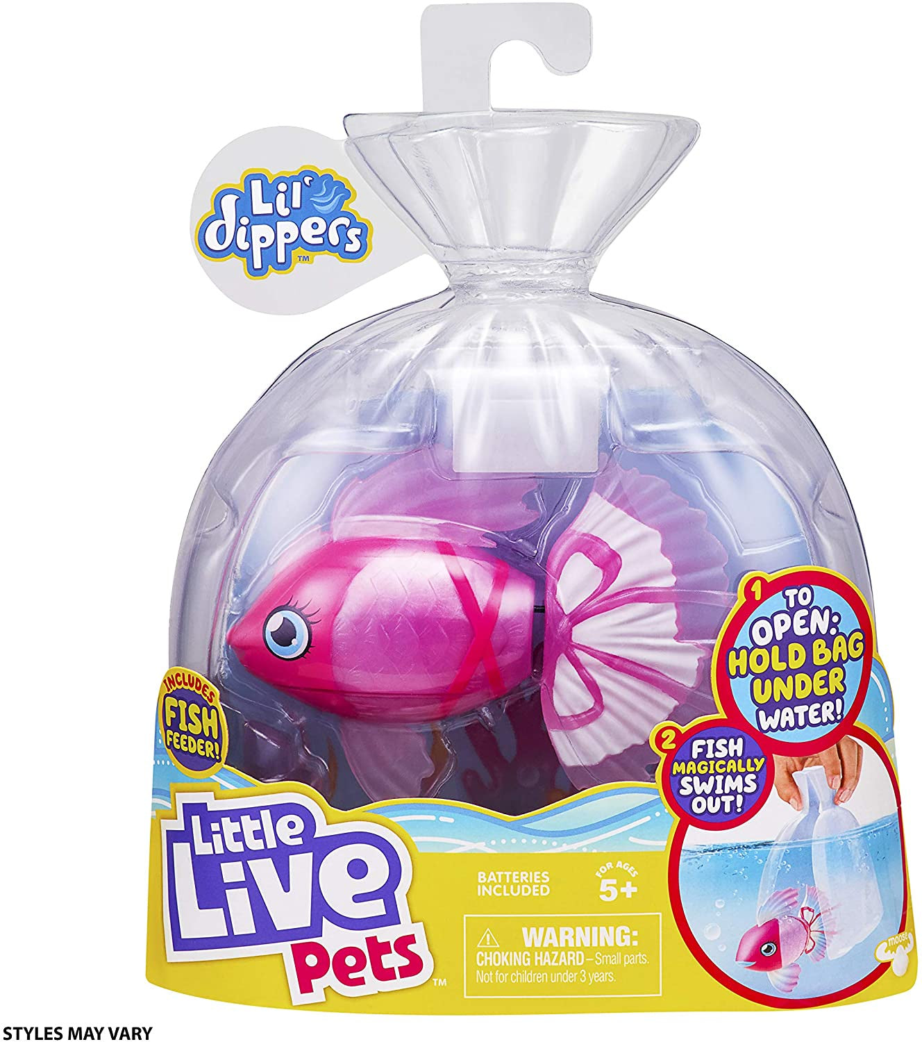 Little Live Pets Lil Dippers