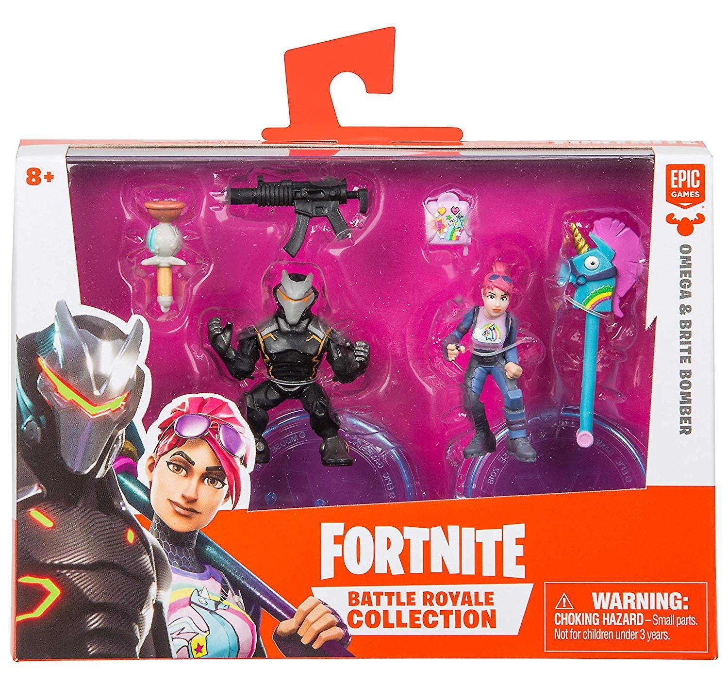 FORTNITE Battle Royale Collection Omega / Brite Bomber