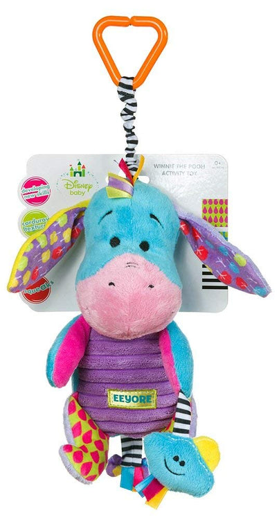 Disney Baby Winnie The Pooh Eeyore  Infant Activity Toy