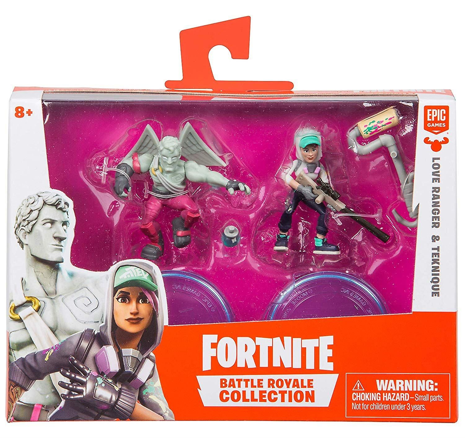 FORTNITE Battle Royal Collection Love Ranger / Teknique
