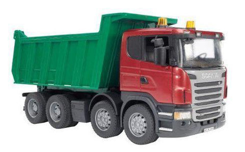 Bruder 03550 Scania R Series Tipper Truck