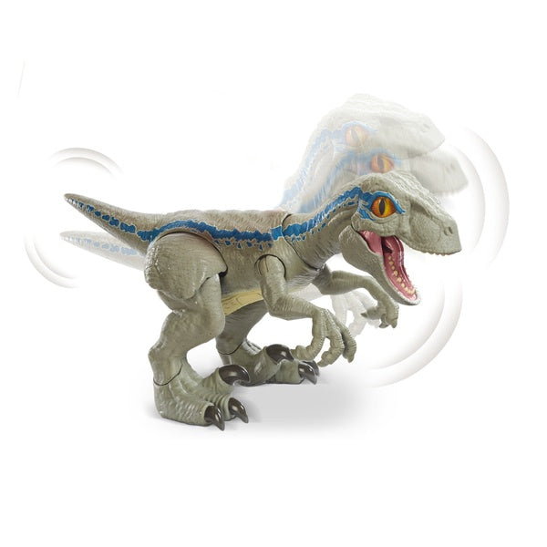 Jurassic World Dino Rivals Primal Pal Blue