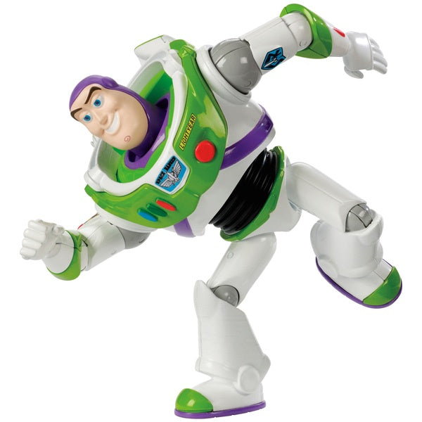 Toy Story 4 Basic Figure Buzz Lightyear
