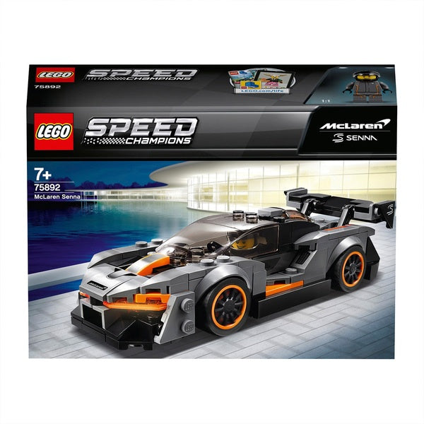 Lego Speed Champions 75892 McLaren Senna Car Toy