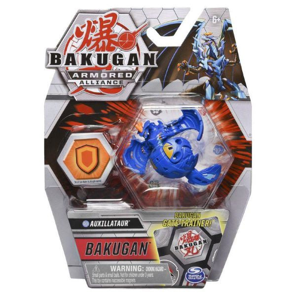 Bakugan Armoured Alliance Core Ball Figure Auxillataur