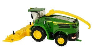 Britains 43198 John Deere 8600 Self-Propelled Forage Harvester 1:32