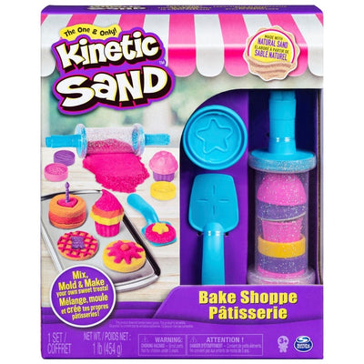 Kinetic Sand Bake Shop