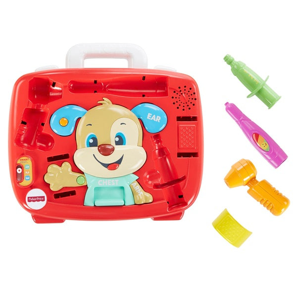 Fisher Price Laugh & Learn Puppy's Check -Up Set