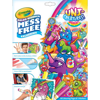 Crayola Unicreatures Colour Wonder
