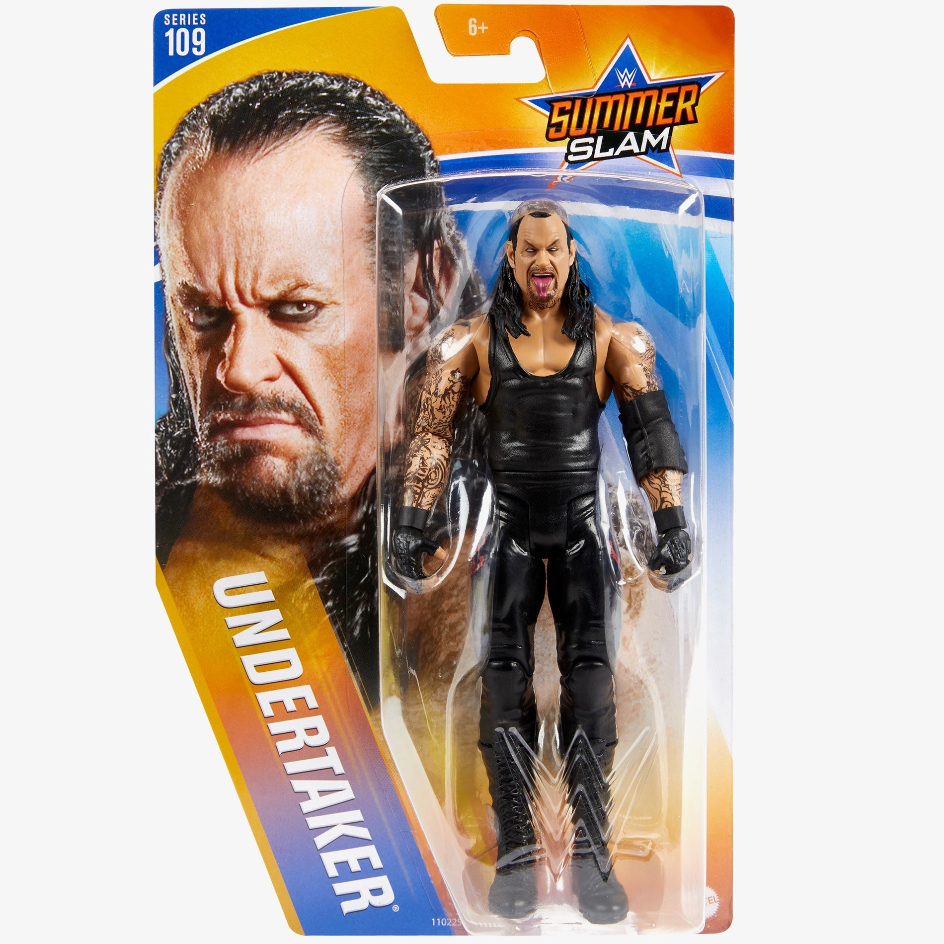 WWE Summer Slam Wrestling Figure Undertaker