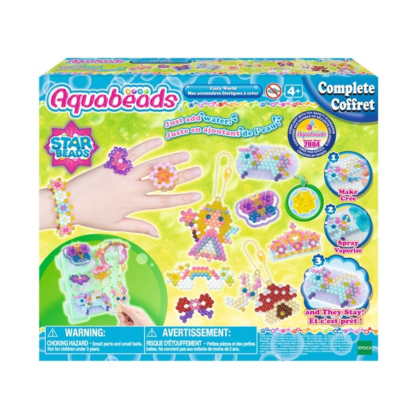 Aquabeads Fairy World Play Set