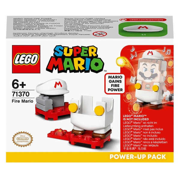 Lego Super Mario 71370 Fire Mario Power Up Pack