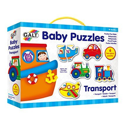 Galt Baby Jigsaw Puzzle Transport