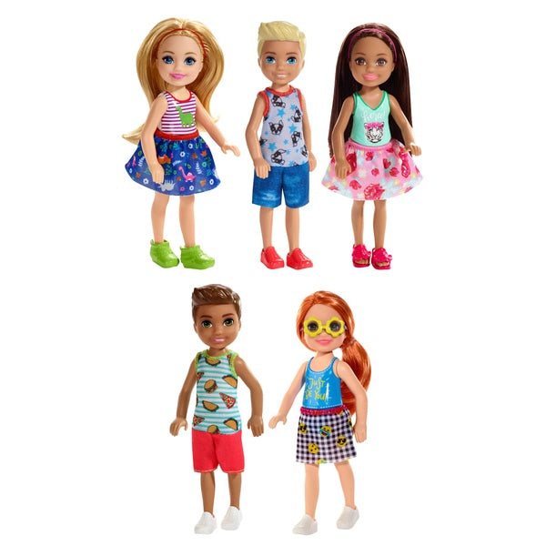Barbie Club Chelsea Doll Assorted