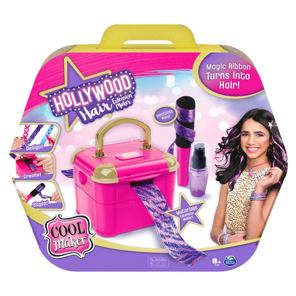 Cool Maker Hollywood Hair Extentions Maker