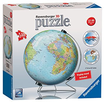 The Earth 3D Jigsaw Puzzle