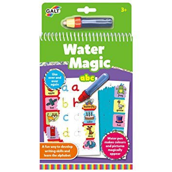 Galt Water Magic ABC Book