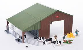Britains 43139A1 Farm Building Set 1:32