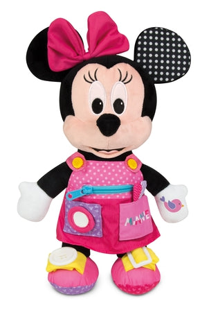 Baby Clementoni Minnie Mouse Early Learning Baby Minnie