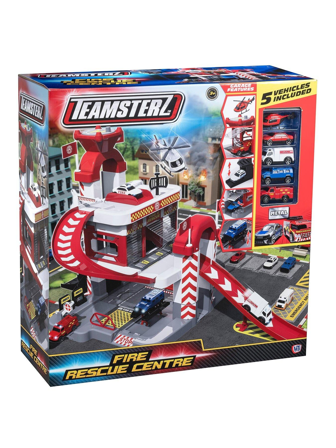 Teamsterz Fire Rescue Centre