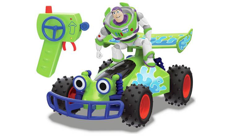 Toy Story 4 R/C Buggy with Buzz