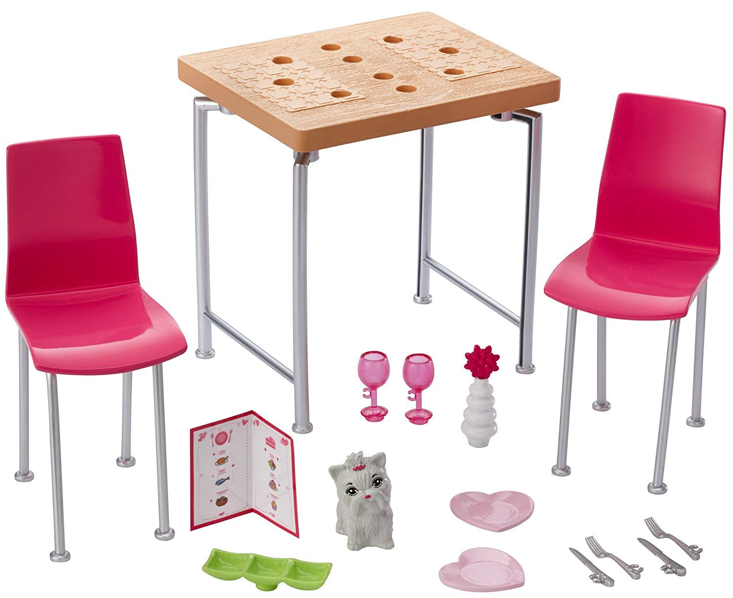 Barbie Furniture And Accessory Set Date Night