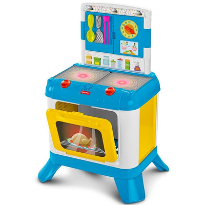 Fisher Price 3 In 1 Kitchen Playset