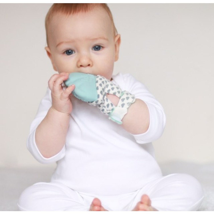 Belo Teething Mitt - Baby Teething Mitten