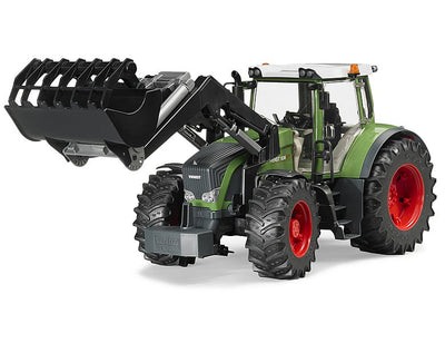 Bruder Fendt 936 Vario Tractor With Front Loader