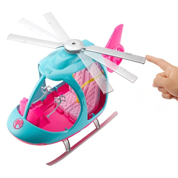 Barbie Dreamhouse Adventures Travel Helicopter