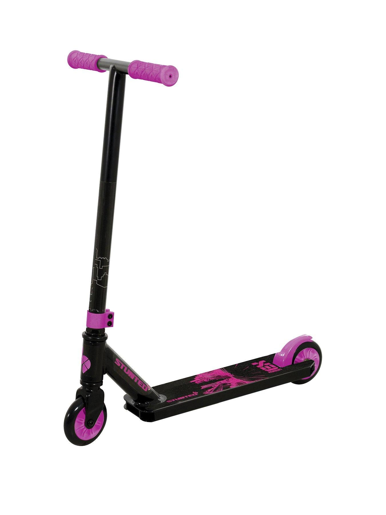 Stunted Urban EX Stunt Scooter Purple